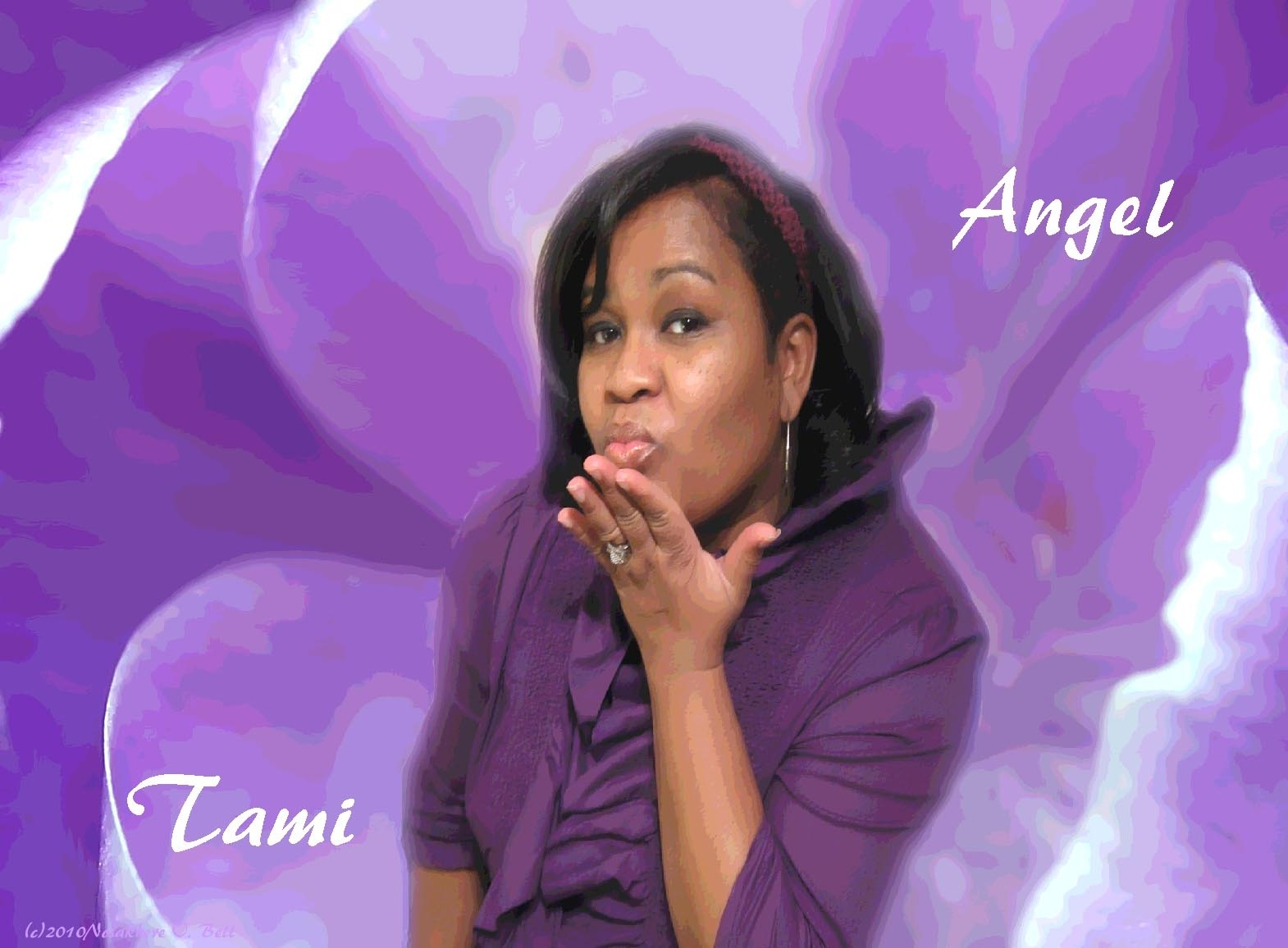 C.E.O. Tami L. Yarbrough of T. Lynn productions